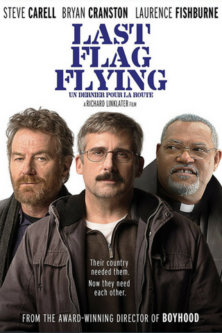 Last Flag Flying (2017) (HNR) - Anthology Ottawa
