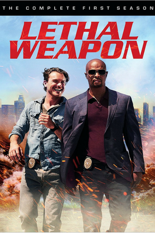 Lethal Weapon: The Complete First Season (2016) (THNR14) - Anthology Ottawa