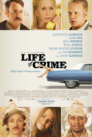 Life of Crime (2014) (C) - Anthology Ottawa