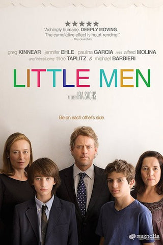 Little Men (2016) (HNR) - Anthology Ottawa