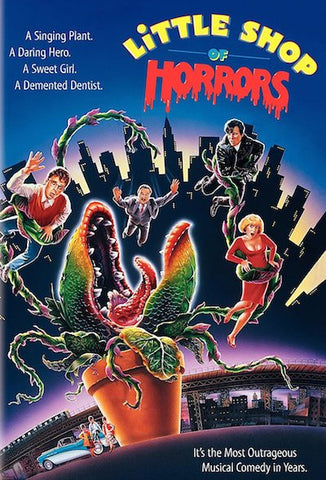 Little Shop of Horrors (1986) (SC) - Anthology Ottawa