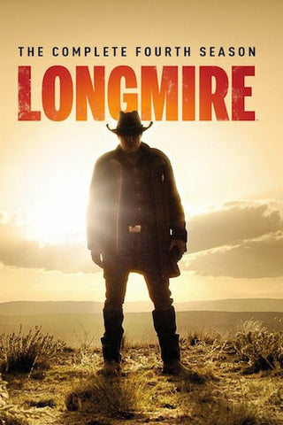 Longmire: The Complete Fourth Season (2015) (THNR14) - Anthology Ottawa