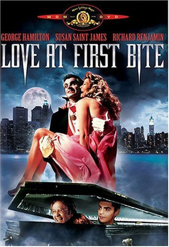 Love At First Bite (1979) (RC) - Anthology Ottawa