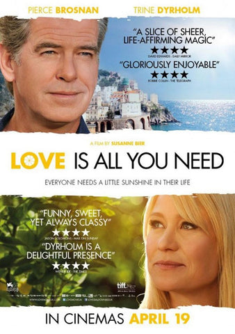 Love Is All You Need (aka Den skaldede frisør) (2012) (IC) - Anthology Ottawa