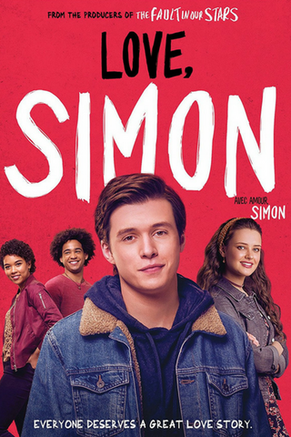 Love, Simon (2018) (HNR)