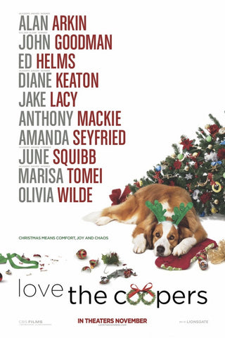 Love The Coopers (2015) (HNR) - Anthology Ottawa