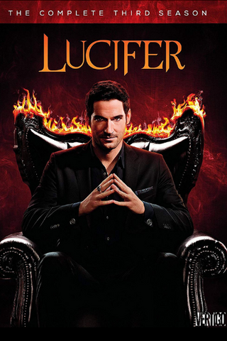 Lucifer: The Complete 3rd Season (2017) (THNR14)