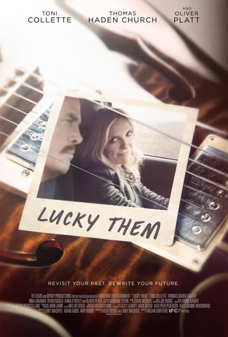 Lucky Them (2013) (C) - Anthology Ottawa