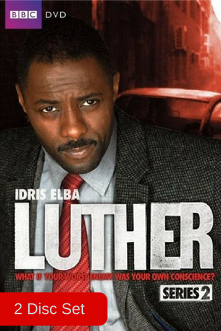 Luther: Series 2 (2011) (TIC) - Anthology Ottawa