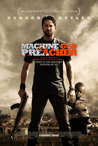 Machine Gun Preacher (2011) (C) - Anthology Ottawa