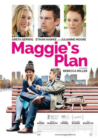 Maggie's Plan (2015) (HNR) - Anthology Ottawa