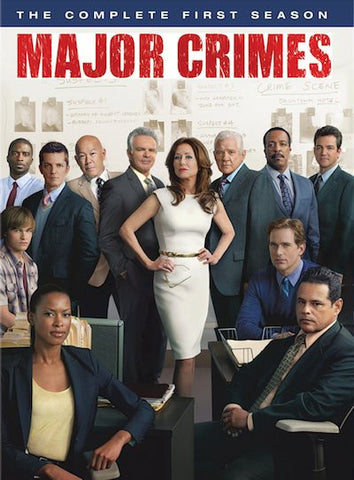 Major Crimes: The Complete First Season (2012) (TC) - Anthology Ottawa