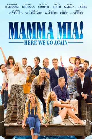 Mamma Mia! Here We Go Again (2018) (HNR)
