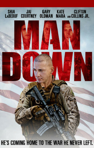 Man Down (2015) (HNR) - Anthology Ottawa
