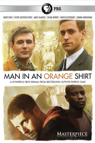 Man in an Orange Shirt (2018) (HNR)