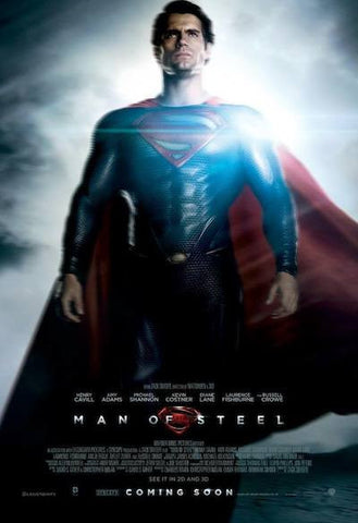 Man of Steel (2013) (C) - Anthology Ottawa