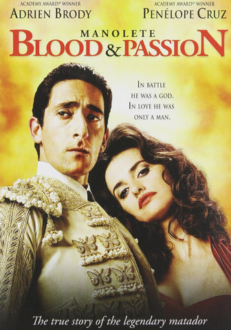 Manolete: Blood & Passion (aka A Matador's Mistress) (2008) (C) - Anthology Ottawa