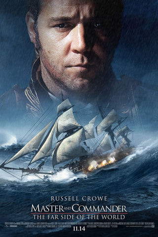 Master and Commander: The Far Side of the World (2003) (C) - Anthology Ottawa