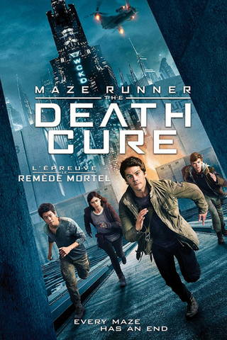 Maze Runner: The Death Cure (2018) (HNR) - Anthology Ottawa
