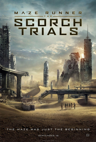 Maze Runner: The Scorch Trials (2015) (HNR) - Anthology Ottawa