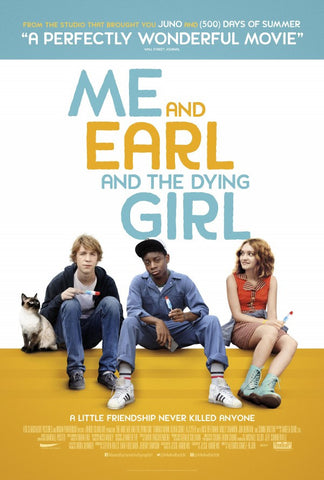 Me and Earl and the Dying Girl (2015) (7NR) - Anthology Ottawa