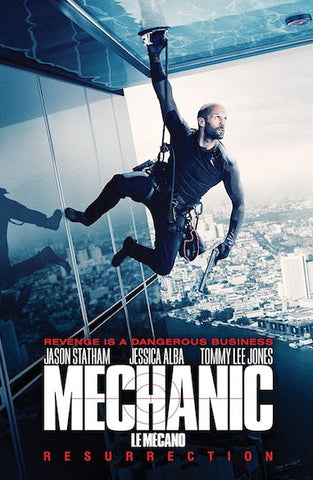 Mechanic: Resurrection (2016) (HNR) - Anthology Ottawa