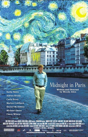 Midnight in Paris (2011) (C) - Anthology Ottawa