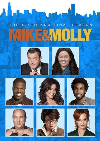 Mike and Molly: The Sixth and Final Season (2016) (THNR) - Anthology Ottawa