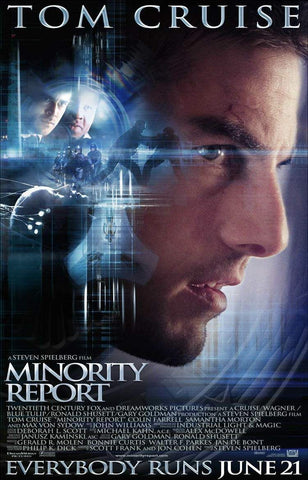 Minority Report (2002) (C) - Anthology Ottawa