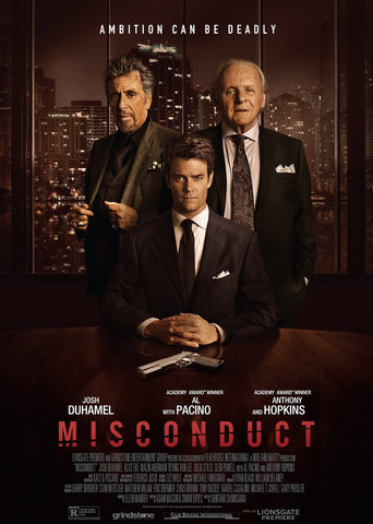 Misconduct (2016) (HNR) - Anthology Ottawa