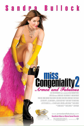 Miss Congeniality 2: Armed and Fabulous (2005) (C) - Anthology Ottawa
