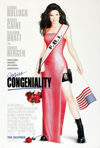 Miss Congeniality (2000) (C) - Anthology Ottawa