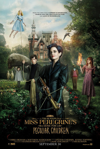 Miss Peregrine's Home For Peculiar Children (2016) (HNR) - Anthology Ottawa