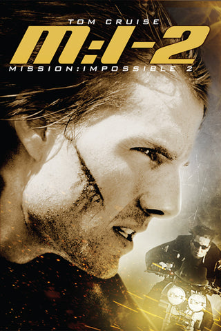 Mission: Impossible 2 (aka M:I-2) (2000) (C) - Anthology Ottawa