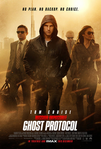 Mission: Impossible  - Ghost Protocol (2011) (C) - Anthology Ottawa