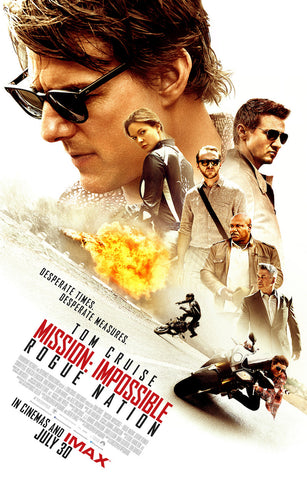 Mission: Impossible - Rogue Nation (2015) (7NR) - Anthology Ottawa