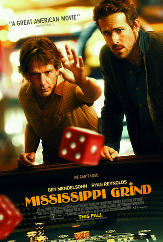 Mississippi Grind (2015) (HNR) - Anthology Ottawa