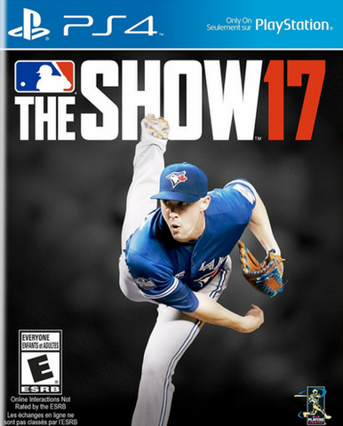 MLB The Show 17 (2017) PS4 (GHNR)