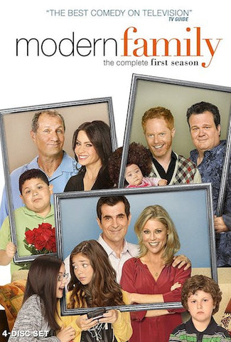 Modern Family: The Complete First Season (2009) (TC14) - Anthology Ottawa