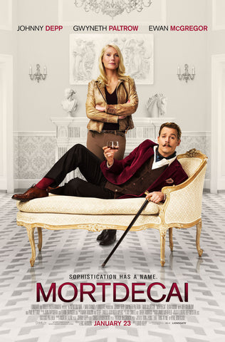 Mortdecai (2015) (7NR) - Anthology Ottawa