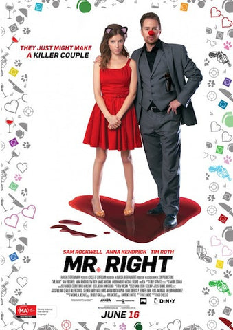 Mr. Right (2015) (HNR) - Anthology Ottawa