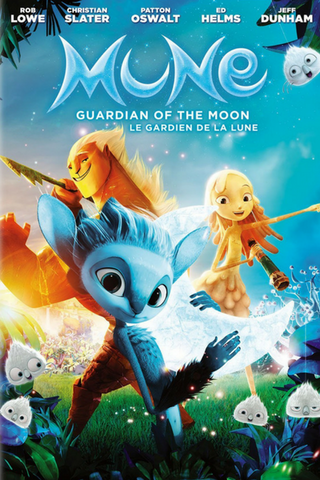 Mune: Guardian of the Moon (2014) (HNR) - Anthology Ottawa