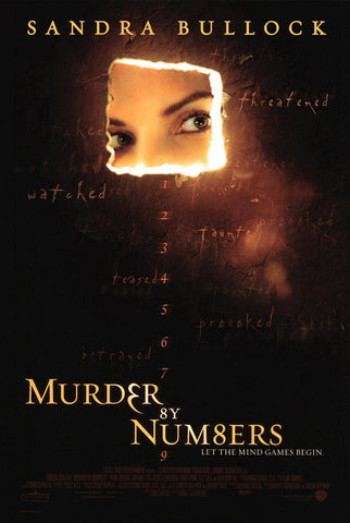 Murder By Numbers (2002) (C) - Anthology Ottawa