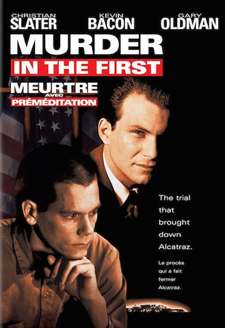 Murder in the First (1995) (C) - Anthology Ottawa