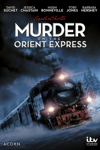 Murder on the Orient Express (2017) (HNR) - Anthology Ottawa