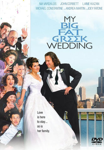 My Big Fat Greek Wedding (2002) (C) - Anthology Ottawa