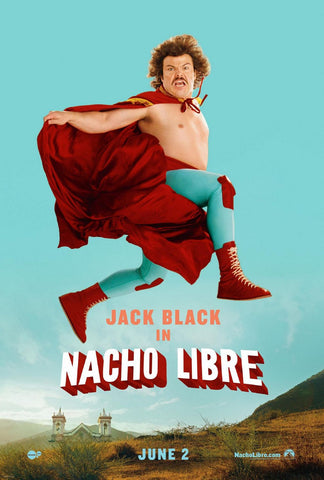 Nacho Libre (2006) (C) - Anthology Ottawa
