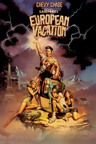 National Lampoon's European Vacation (1985) (C) - Anthology Ottawa