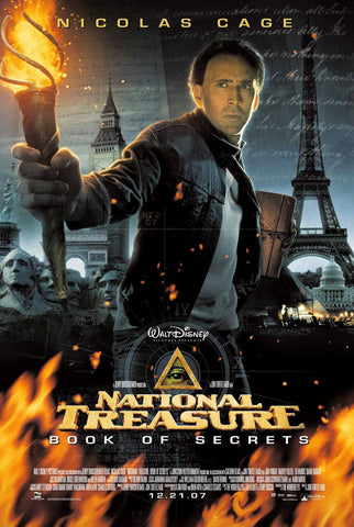 National Treasure: Book of Secrets (aka National Treasure 2) (2007) (C) - Anthology Ottawa