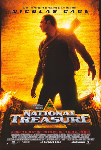 National Treasure (2004) (C) - Anthology Ottawa